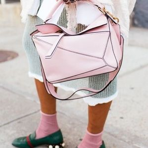 Handbags - FASHION handbag, white soft faux leather.👜👛🛍🎒